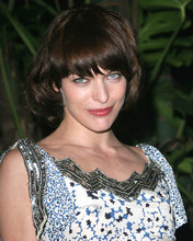 This is an image of 264044 Milla Jovovich Photograph & Poster