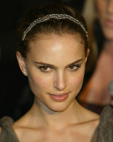 This is an image of 264095 Natalie Portman Photograph & Poster