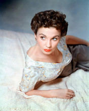 This is an image of 264135 Jean Simmons Photograph & Poster