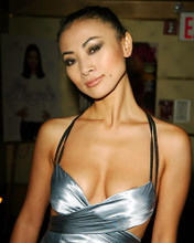 This is an image of 264383 Bai Ling Photograph & Poster