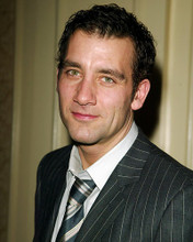 This is an image of 264404 Clive Owen Photograph & Poster
