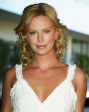 This is an image of 264435 Charlize Theron Photograph & Poster