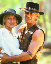 This is an image of 264508 Crocodile Dundee Photograph & Poster