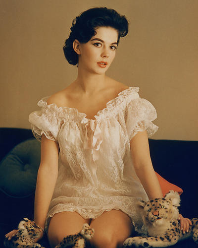This is an image of 264735 Natalie Wood Photograph & Poster