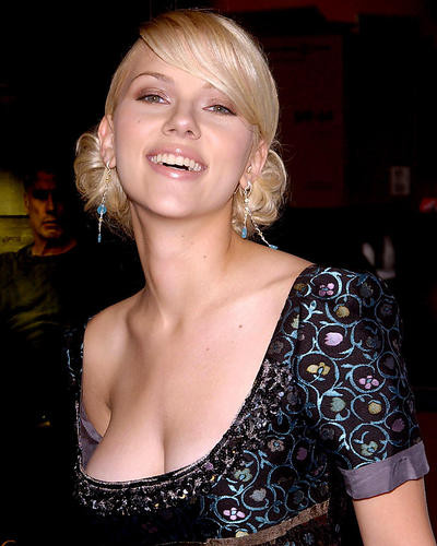 This is an image of 265262 Scarlett Johansson Photograph & Poster