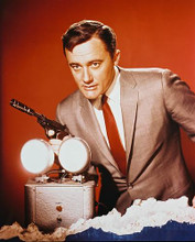 This is an image of 24402 Robert Vaughn Photograph & Poster