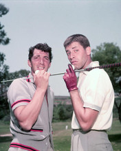 This is an image of 269353 Dean Martin & Jerry Lewis Photograph & Poster