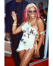 This is an image of 270059 Lil' Kim Photograph & Poster