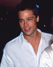 This is an image of 270076 Brad Pitt Photograph & Poster