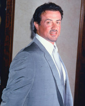 This is an image of 270094 Sylvester Stallone Photograph & Poster