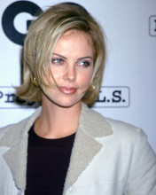 This is an image of 270101 Charlize Theron Photograph & Poster