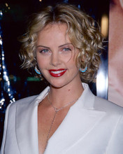 This is an image of 270103 Charlize Theron Photograph & Poster