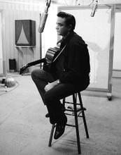 This is an image of 186185 Johnny Cash Photograph & Poster