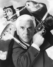 This is an image of 186265 Leslie Nielsen Photograph & Poster