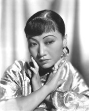 This is an image of 186408 Anna May Wong Photograph & Poster