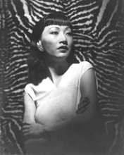 This is an image of 186410 Anna May Wong Photograph & Poster