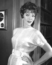 This is an image of 186440 Loretta Young Photograph & Poster