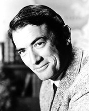 This is an image of 186542 Gregory Peck Photograph & Poster