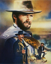 This is an image of 269617 Clint Eastwood Photograph & Poster