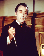 This is an image of 269730 Christopher Lee Photograph & Poster