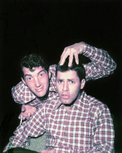 This is an image of 269779 Dean Martin & Jerry Lewis Photograph & Poster
