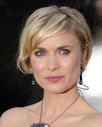 This is an image of 270685 Radha Mitchell Photograph & Poster