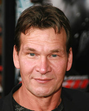 This is an image of 270717 Patrick Swayze Photograph & Poster