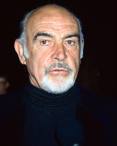 This is an image of 270882 Sean Connery Photograph & Poster