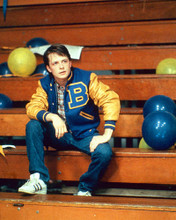 This is an image of 270981 Michael J.Fox Photograph & Poster