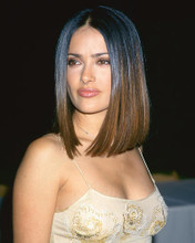 This is an image of 271035 Salma Hayek Photograph & Poster