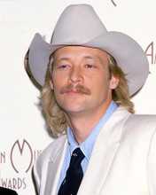 This is an image of 271063 Alan Jackson Photograph & Poster