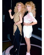 This is an image of 271113 Audrey Landers & Judy Landers Photograph & Poster