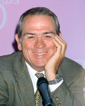 This is an image of 271127 Tommy Lee Jones Photograph & Poster