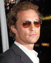 This is an image of 271156 Matthew McConaughey Photograph & Poster