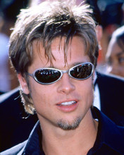 This is an image of 271238 Brad Pitt Photograph & Poster