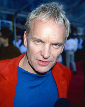 This is an image of 271329 Sting Photograph & Poster