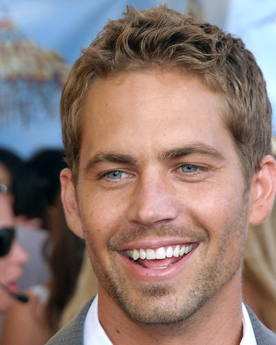 This is an image of 271362 Paul Walker Photograph & Poster