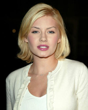 This is an image of 271505 Elisha Cuthbert Photograph & Poster