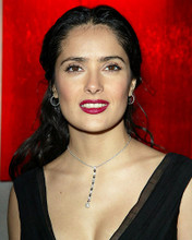 This is an image of 271581 Salma Hayek Photograph & Poster