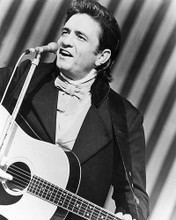 This is an image of 186482 Johnny Cash Photograph & Poster