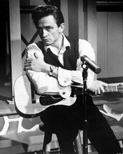 This is an image of 186493 Johnny Cash Photograph & Poster