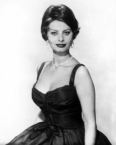This is an image of 186628 Sophia Loren Photograph & Poster