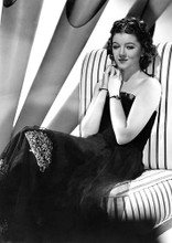 This is an image of 186646 Myrna Loy Photograph & Poster