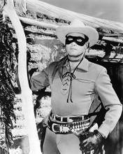 This is an image of 186675 Clayton Moore Photograph & Poster