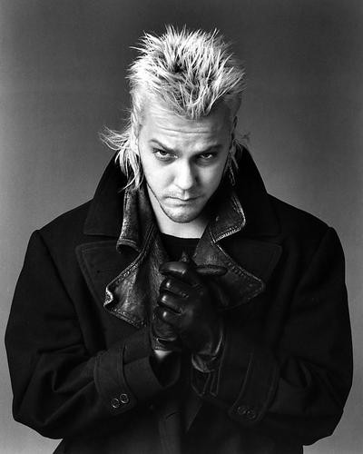 This is an image of 186707 Kiefer Sutherland Photograph & Poster