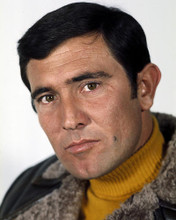 This is an image of 272799 George Lazenby Photograph & Poster