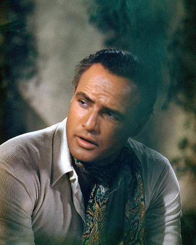 This is an image of 274292 Marlon Brando Photograph & Poster
