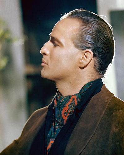 This is an image of 274293 Marlon Brando Photograph & Poster
