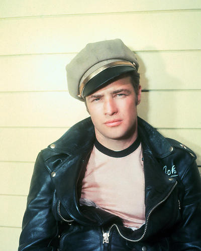 This is an image of 274295 Marlon Brando Photograph & Poster