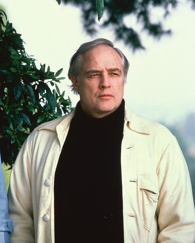 This is an image of 274296 Marlon Brando Photograph & Poster